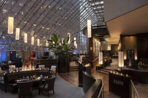 Intercontinental Toronto Centre, Azure, Restaurant