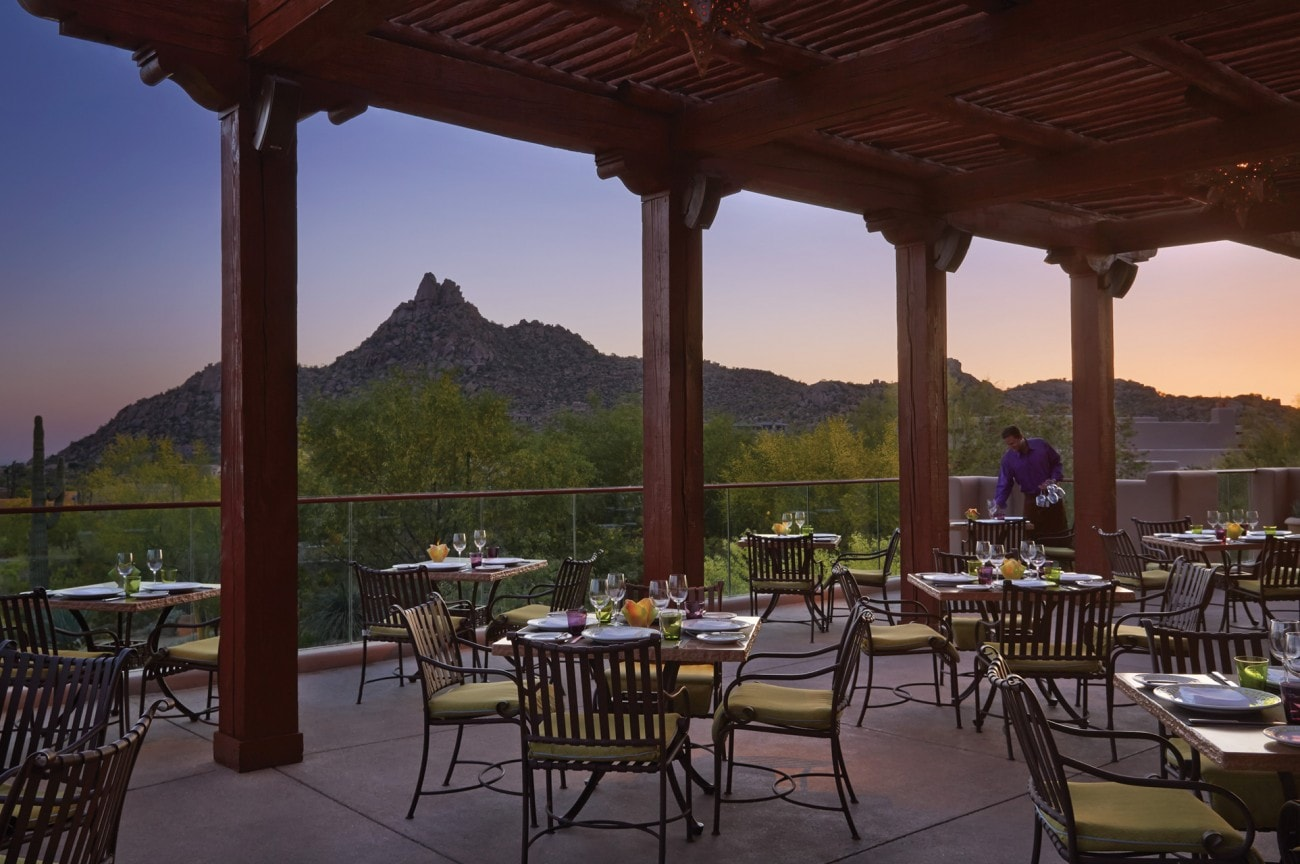 Best Restaurants In Scottsdale Talavera At The Four Seasons Resort Troon North