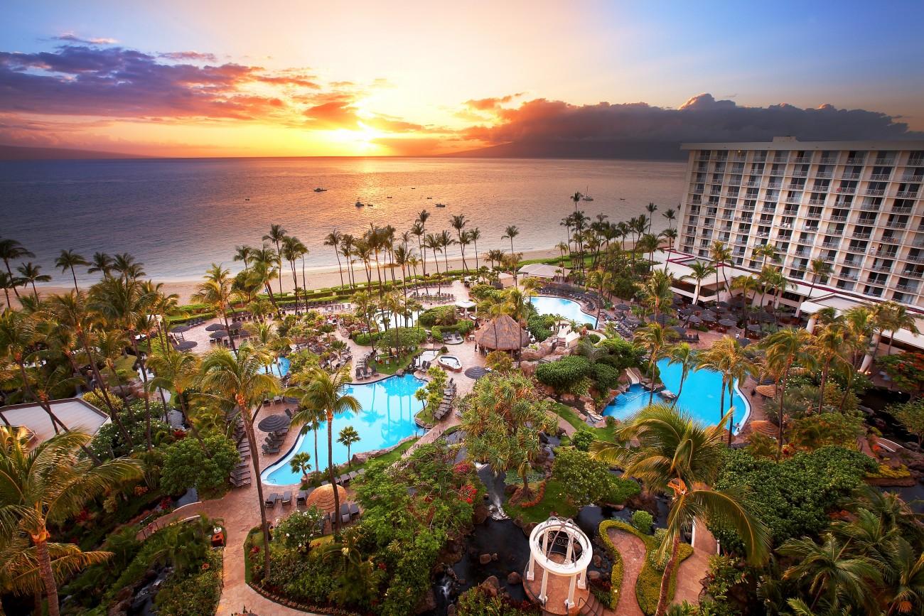 Best Luxury Hotels In Hawaii The Westin Maui Resort Spa Ka Anapali